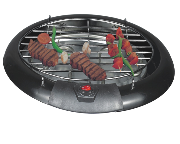 Electrical mini BBQ grill/table BBQ grill 1000W grill