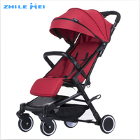 Hot Sale New Pushchair Factory Directly Baby Yoya Stroller To Russia