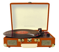 Guangdong new vinyl record player fo lp records wholesale