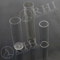 Round thin plastic tube 3mm plastic tube