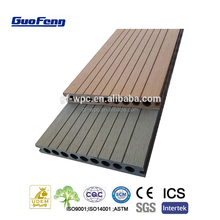 High quality outdoor wpc decking wpc flooring environmental friendly
