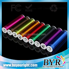 led torch power bank 2200mah