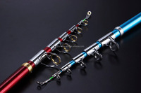 Factory sale carbon fiber fishing rod, super hard fishing rod, ultra light carbon fiber fishing rod