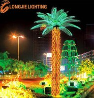 LED palm light decoration tree