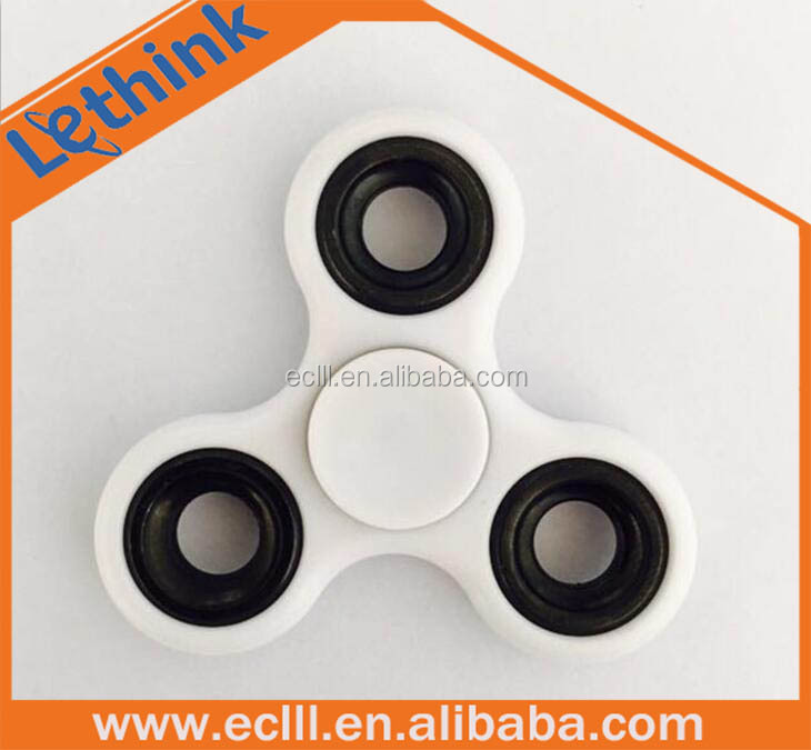 Most popular anti stress toys Customized 608 bearing Stainless Steel finger spinner