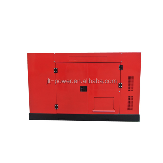 Factory price 50HZ 1800RPM AC three phase 35kva 20kw-30kw canopy silent type diesel generator sets