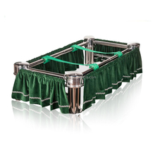 Medical With High Quality Funeral Coffin casket Lowering Device