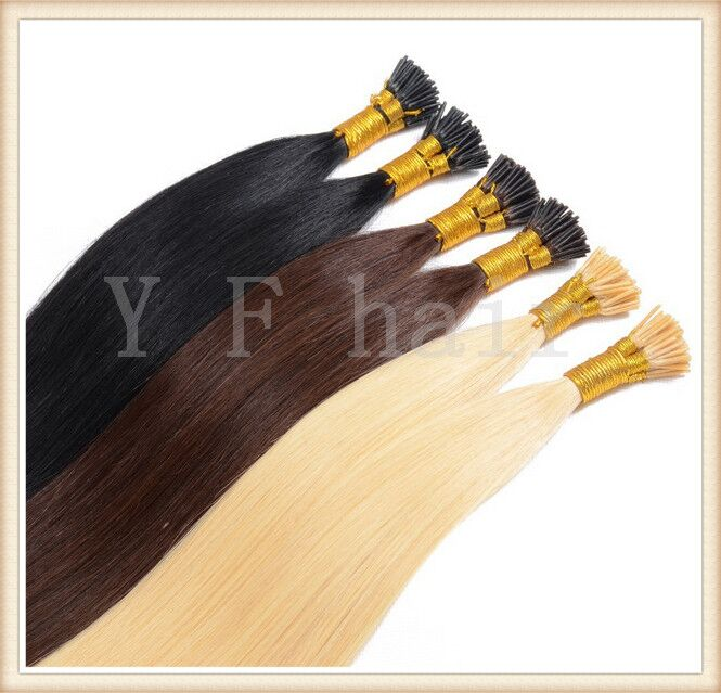 "Wholesale stick high quality cheap I Tip #613 Slavic/Russian human hair 16""-24"" I Tip hair"