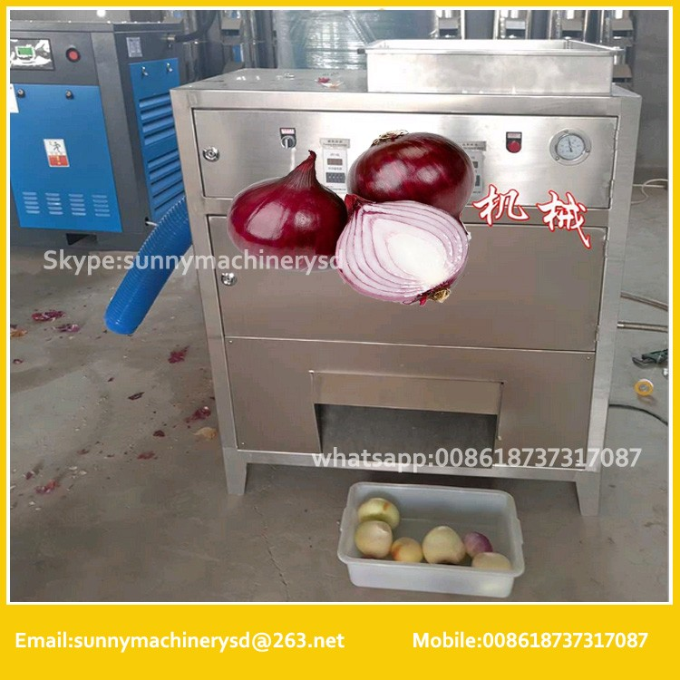 Commerical Onion Peeling Machine Price