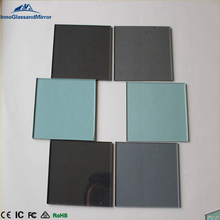 5mm Colored Silkscreen Printing Tempered Glass for Decoration with CE/CCC/ISO Certificate