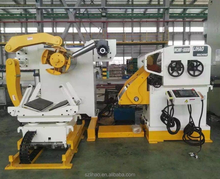 Feeder machinary for stamping & coil handling finishing lines