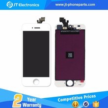 Brand new For Iphone 5 Screen Replacement with digitizer assembly black and white for iPhone screen with digitizer