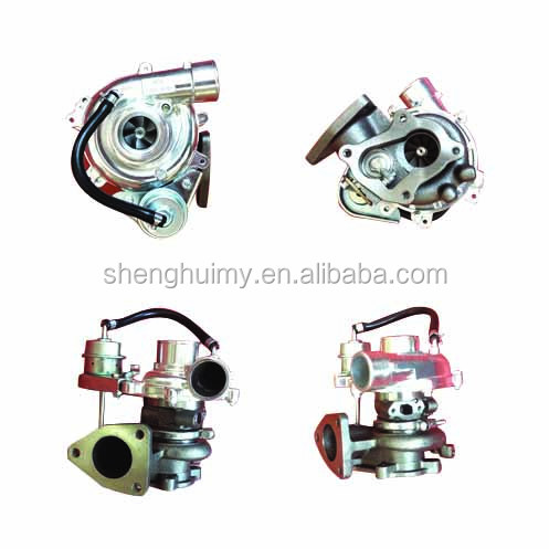 Turbocharger CT16-water cooled engine 17201-30080