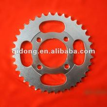 new sprocket and gear