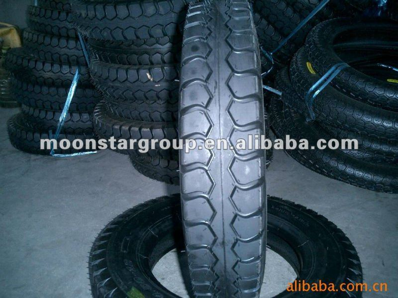popular high quality tricycle tires 4.00-8 wholesale motor tires