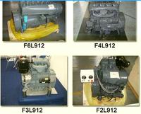 Brand new Deutz 912 series engine for pump