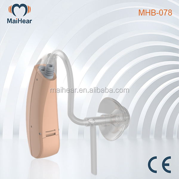 Hot selling new Open Fit digital ear hearing aids programmable lightweight
