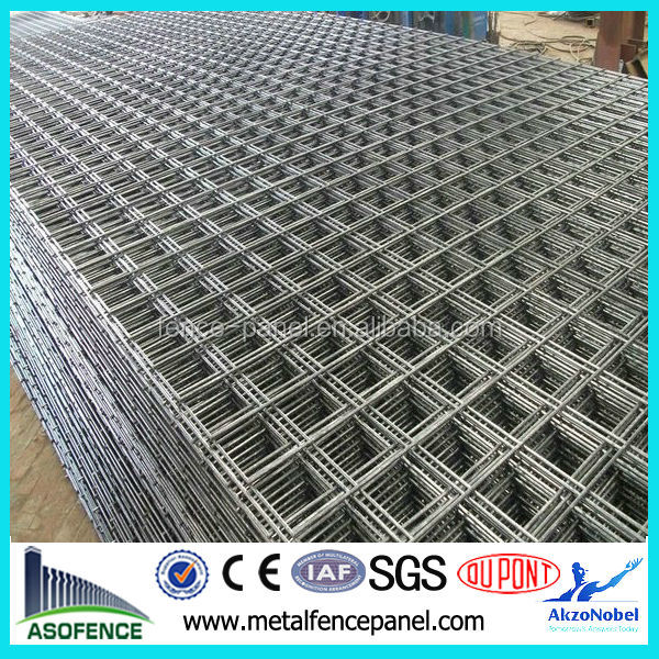 BS4483 A142 Welded Road reinforcement mesh