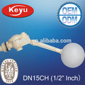 DN15CH Auto fill water mechanical float valve for chemical, medical, household