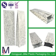 Custom Printed Aluminum Foil Inside Food Packaging Plastic Bags