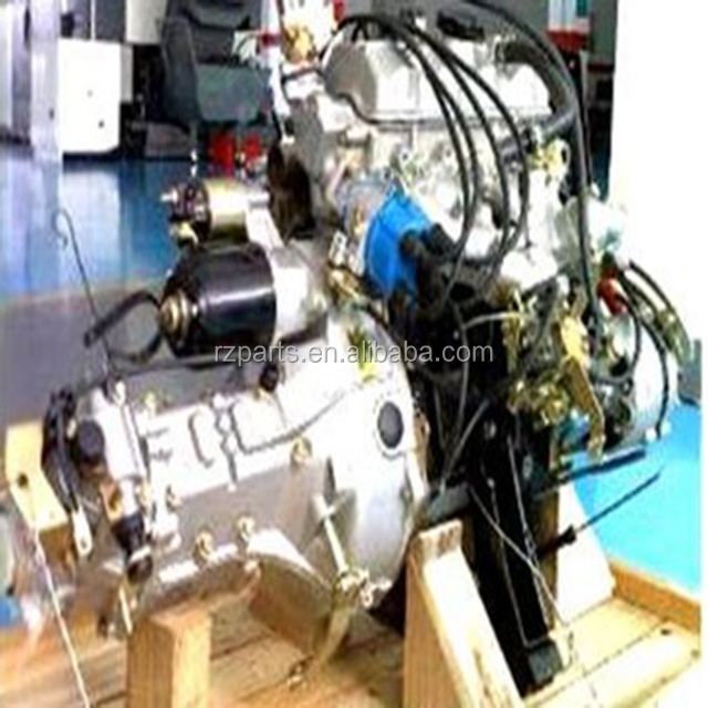 F8A four strokes water-cooling Belt Drive engine