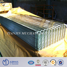 Competitive-price ASTM A653 corrugated sheet roof techo galvanizado