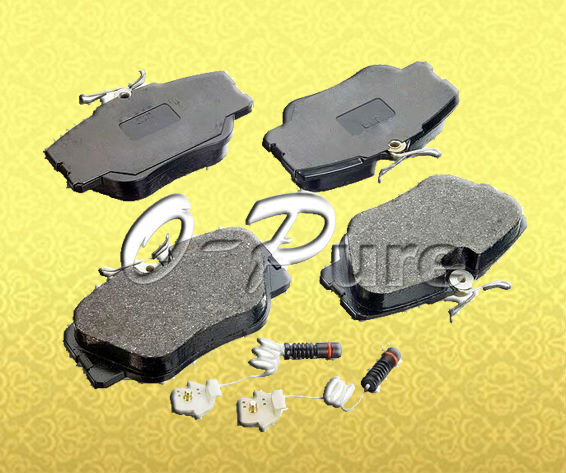 Mercedes Benz spare car parts for W124 A124 S124 car o-pure ceramic brake pad OE 000 420 07 20 good price best seller