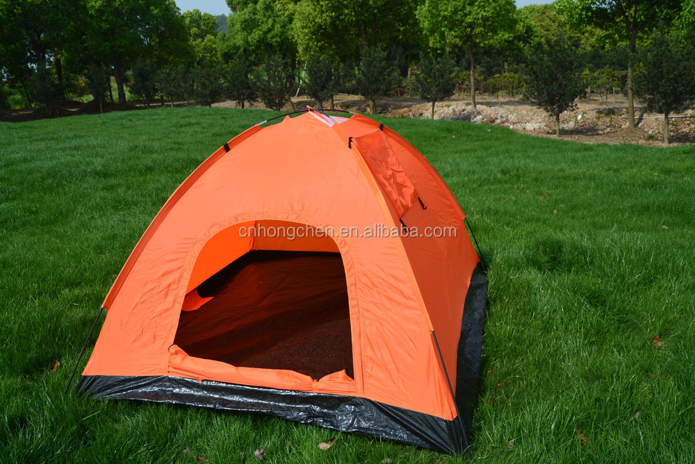 3-4person outdoor and waterproof camping tent
