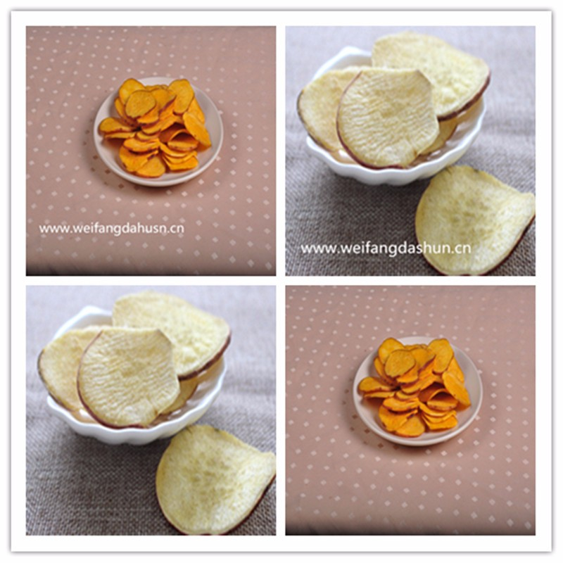 vacuum fried Burdock Chips& vegetable chips