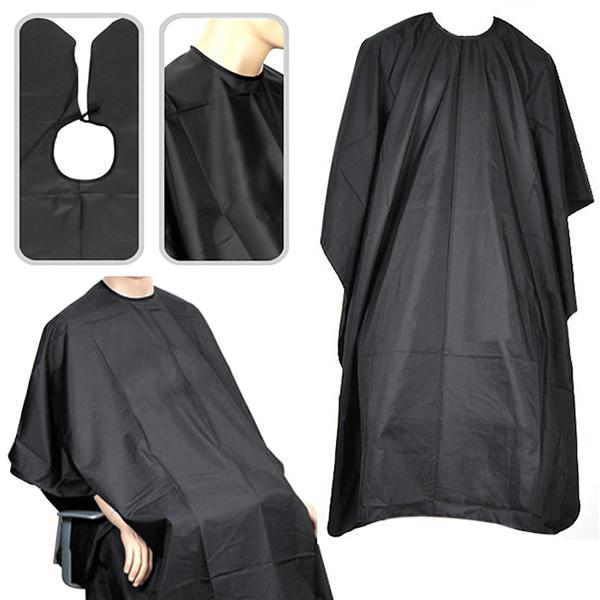 Hair Cutting Hairdressing Salon Cape Barber Cloth Gown, YFK329A