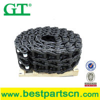 excavator track link assembly, link chain, chain link with YC85 FL4