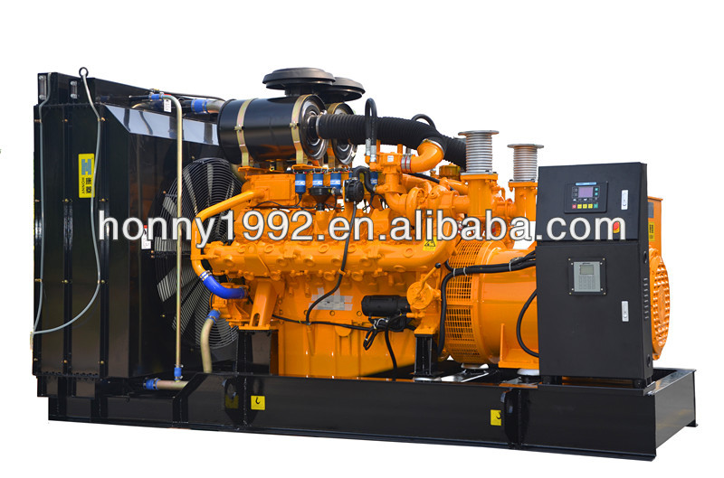 100kVA-2000kVA Biogas Plant for Farm to Generate Electricity