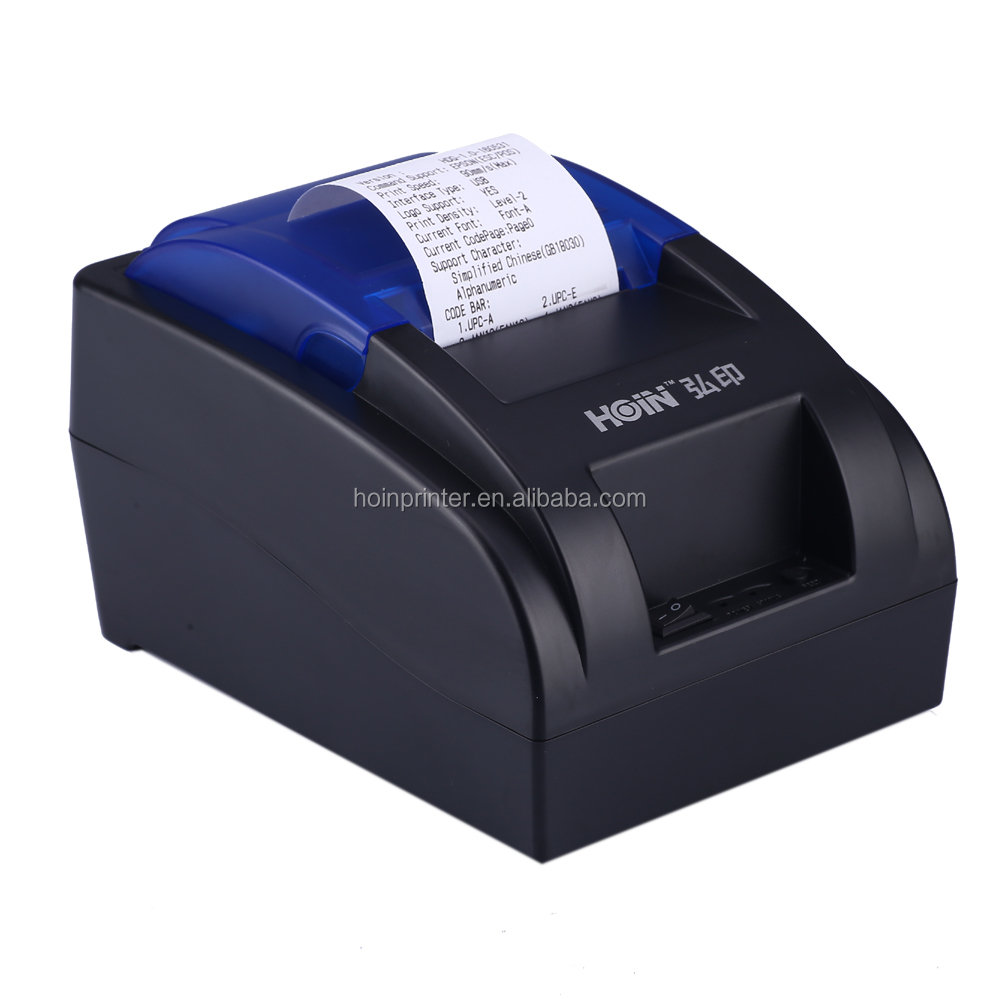 Bluetooth POS <strong>Printer</strong> 58 mm Thermal Receipt <strong>Printer</strong> with Your Logo