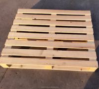 Solid Wood Euro Size Pallet for Sale