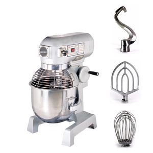 Powerful multifunction kitchen equipment planetary floor pizza mixer