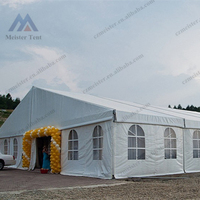 500 people wedding marquee tent heavy duty 20x30m