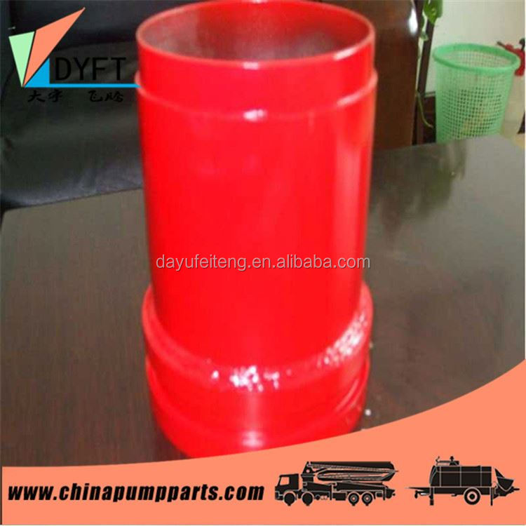 Factory price wear-resisting schwing 90 degree dn150 elbow for concrete pump pipe and spare parts