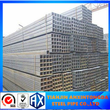 construction material use galvanized square steel tube pipe hollow section u bend seamless steel tube