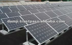High efficiency over 17.5% lower price 5W TO 300W solar panel