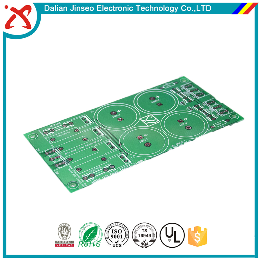 DIY double side fr4 copper clad laminate pcb board