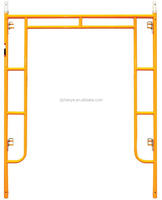 5'x6.4' C lock A Frame Scaffolding With Q345 Tube