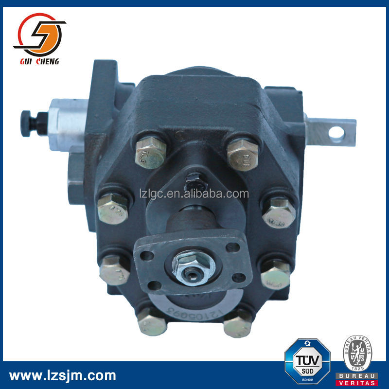 KP55/GPG55 6 ton hydraulic pto gear oil pump for dump truck