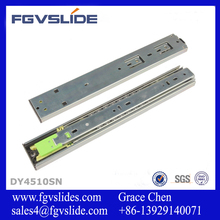 Factory Supply Full Extension Push To Open Drawer Slides