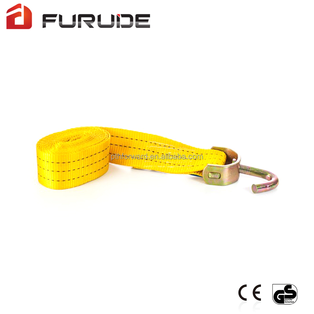 Durable Ratchet tie down straps/rigging equipment/ratchet lashing