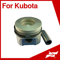 For Kubota tractor engine made in Taiwan D1703 87mm piston