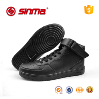2016 top 10 shoe brands shoe factory wholesale cheap PU sport shoes and sneakers for men