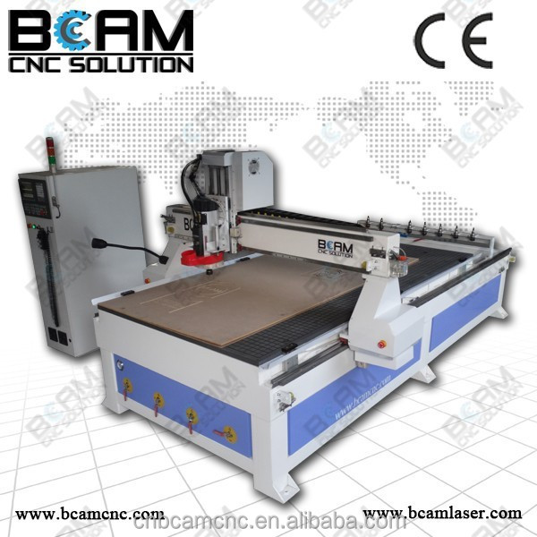 For kinds of materials milling machine cnc router for aluminum BCM1530C