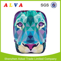 ALVABABY Lion Design Baby Reusable Diapers Ecological Cloth Diapers