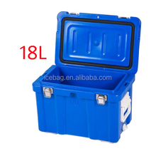 Roto mold blue cool ice box Australia style 18L cooler box