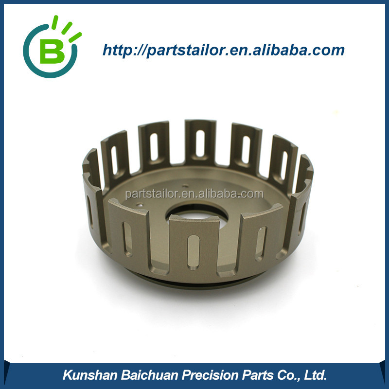 BCS 0814 China high quality motorcycle spare parts / Clutch basket